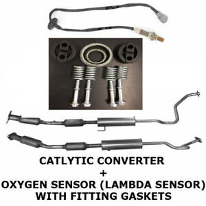 APPROVED-CATALYTIC-CONVERTER-WITH-OXYGEN-SENSOR-FOR-TOYOTA-PRIUS-1-5L-2003-2009