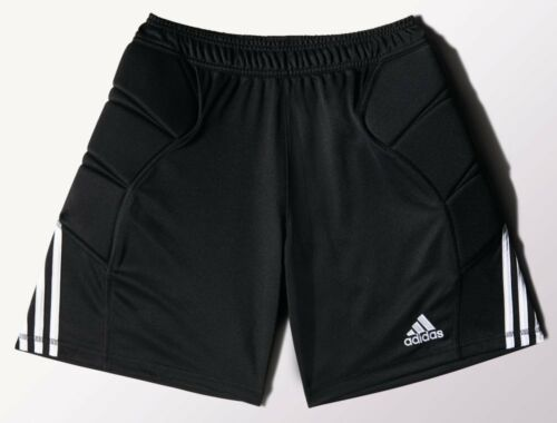 Adidas Football Youth Soccer Tierro 13 Goalkeeper Shorts Boys Climalite Black