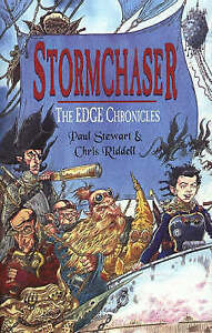Stormchaser-Edge-Chronicles-by-Paul-Stewart-Chris-Riddell-Good-Used-Book-Pa
