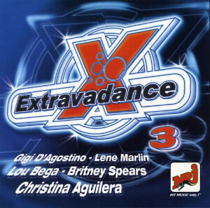 Compilation-CD-Extravadance-3-France-M-M