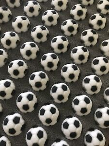 24-Sugar-Icing-Soccer-Cupcake-Decorations-Cake-Football-Party-Edible-Cake-Topper
