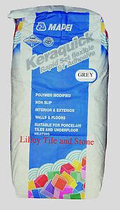 Flexible Rapid Set Tile Adhesive 20kg