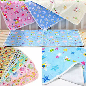 Baby Infant Diaper Nappy Mat Waterproof Bedding Changing Cover Pad