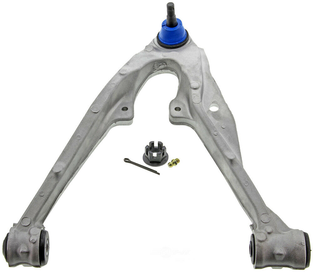 Suspension Control Arm and Ball Joint Assembly Front Left Upper Mevotech GS30161