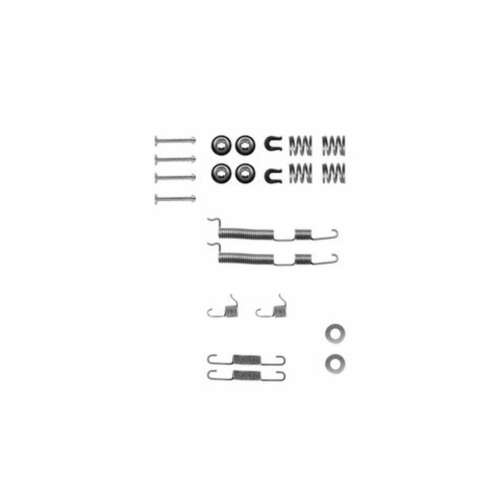 Genuine Delphi Rear Brake Shoe Accessory Kit LY1240