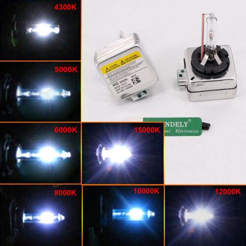 NEW 35W D3S HID Xenon Bulb Car Headlamp Headlight Lamp 4300K 6000K 10000K 12V