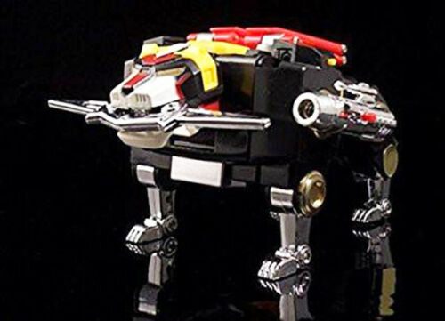 Voltron Defender of the Universe Taiwan Die-cast Metal Black Lion Loose Keith