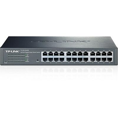 TP-Link TL-SG1024DE 24-Port Gigabit Desktop Switch