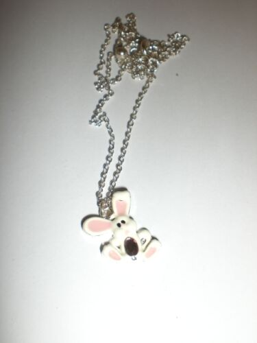 1 CHARACTER CHARM NECKLACE WITH ADJUSTABLE NECKLACE NEW NO BOX