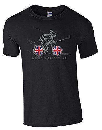 rien mais Cyclisme T Shirt Britain