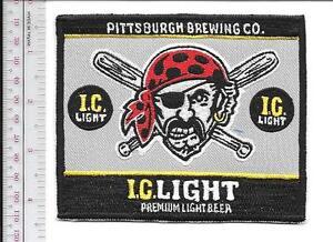 Pittsburgh Steelers Jack Lambert Iron City Beer National Football League Promo