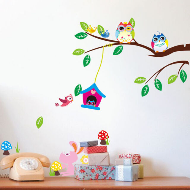 For children Room Removable Vinyl Art Baby Home Decor Mural Wall Stickers Decal