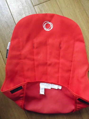 BUGABOO CAMELEON PUSHCHAIR SEAT LINER IN  ORANGE FITS 1 and 2