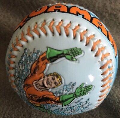 SUPERMAN DC Comics Officially Licensed Souvenir Logo Promo Baseball ⚾️ Ball B