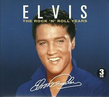 ELVIS THE ROCK 'N' ROLL YEARS 3 CD BOX SET - I GOT A WOMAN, RIP IT UP & MORE