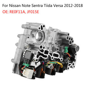 OEM JF015E RE0F11A CVT Valve Body For Nissan Tiida Note Sentra Tiida
