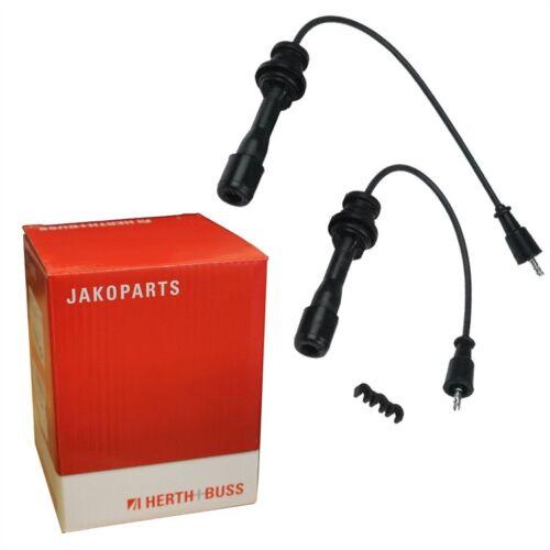 Nipparts zündleitungssatz j5383024 Mazda 323 VI BJ 1.5 16 V 1.6