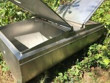300 Gallon Stainless Steel Milk Cooling Tank