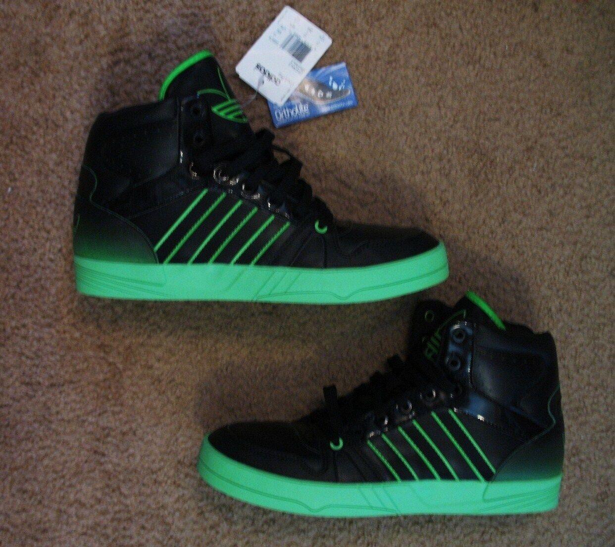 Adidas con originali corte di basket di nuovo con Adidas tag 10,5 748965