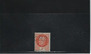 AgréAble Perforé France N° 521 - Smc 174