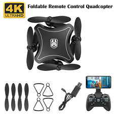 KY902 Mini Foldable Camera Drone 4K HD WiFi FPV Wide Angle Flow RC Quadcopter