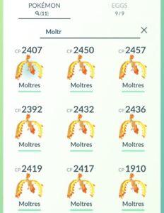 Pokemon Legendary Go-Ho Same Day Trade Or 30day