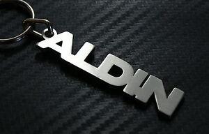 ANTONY Personalised Name Keyring Keychain Key Fob Bespoke Stainless Steel Gift