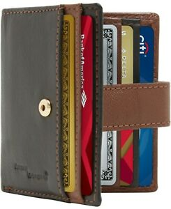 Small-Bifold-Wallets-For-Women-Slim-Organizer-Leather-Card-Holder-RFID-Blocking