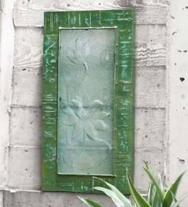 Viva-Terra-Recycled-Glass-Lotus-Flower-Wall-Art-Multi-GallyHo