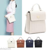 NEW Womens Shoulder Bag Hobo Tote Satchel Simple Handbag Messenger Cross Body