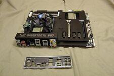 ASUS Sabertooth P67 Rev 3.0 LGA 1155 w/ i7 2600K 3.4ghz & IO Shield #7707