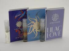 Amouage LILAC LOVE + MYTHS + SUNSHINE Woman Eau de Parfum Vial Spray (3 x 2ml)