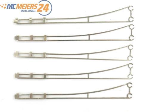 E57K209s Märklin H0 7014 5x Oberleitung Fahrdraht Hohlstück für Steckverbindung