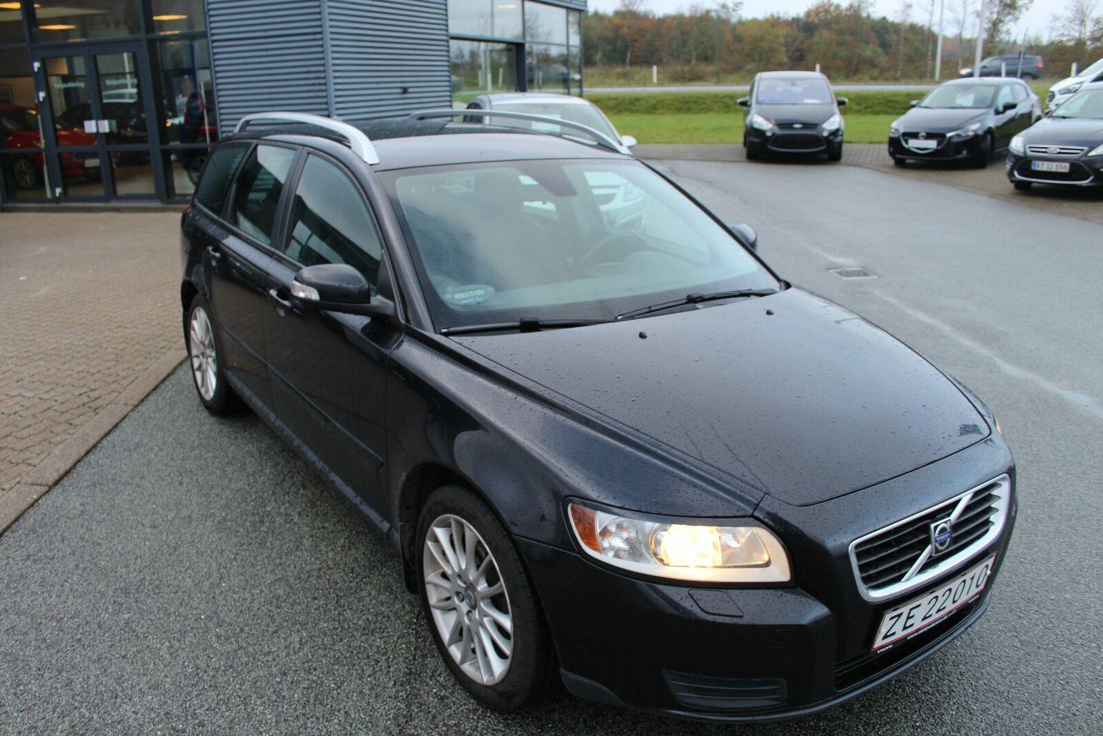 Volvo V50 1,6 D Momentum VIP