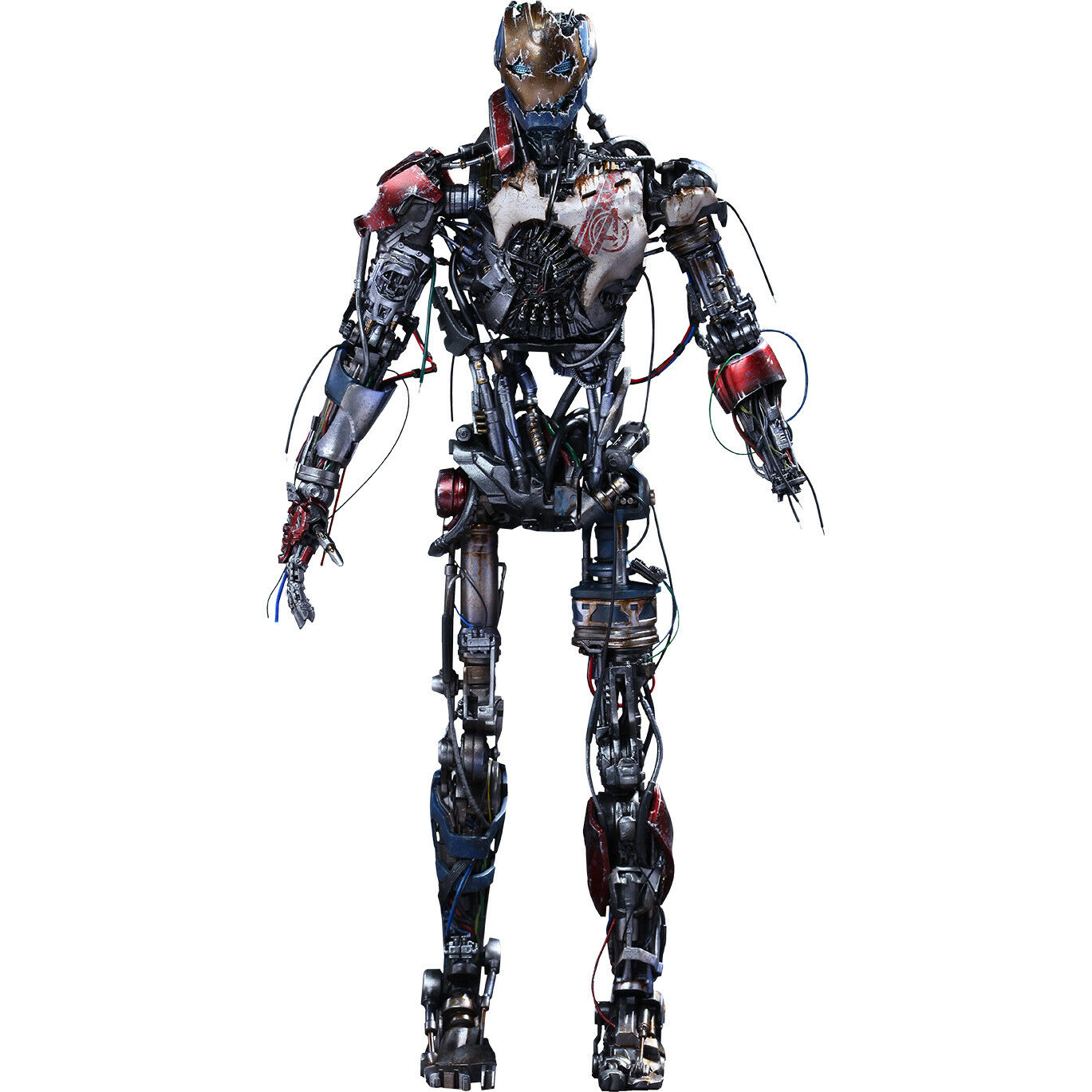 Avengers 2: Age of Ultron - Ultron Mark I (1) 1/6th Scale Hot Toys Action Figure
