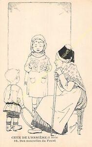 CPA Illustrator Maryel Circa 1914 1918 Series 3 n10