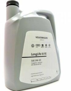 VW-Original-Long-Life-FE-0w30-Motorenoel-5-Liter