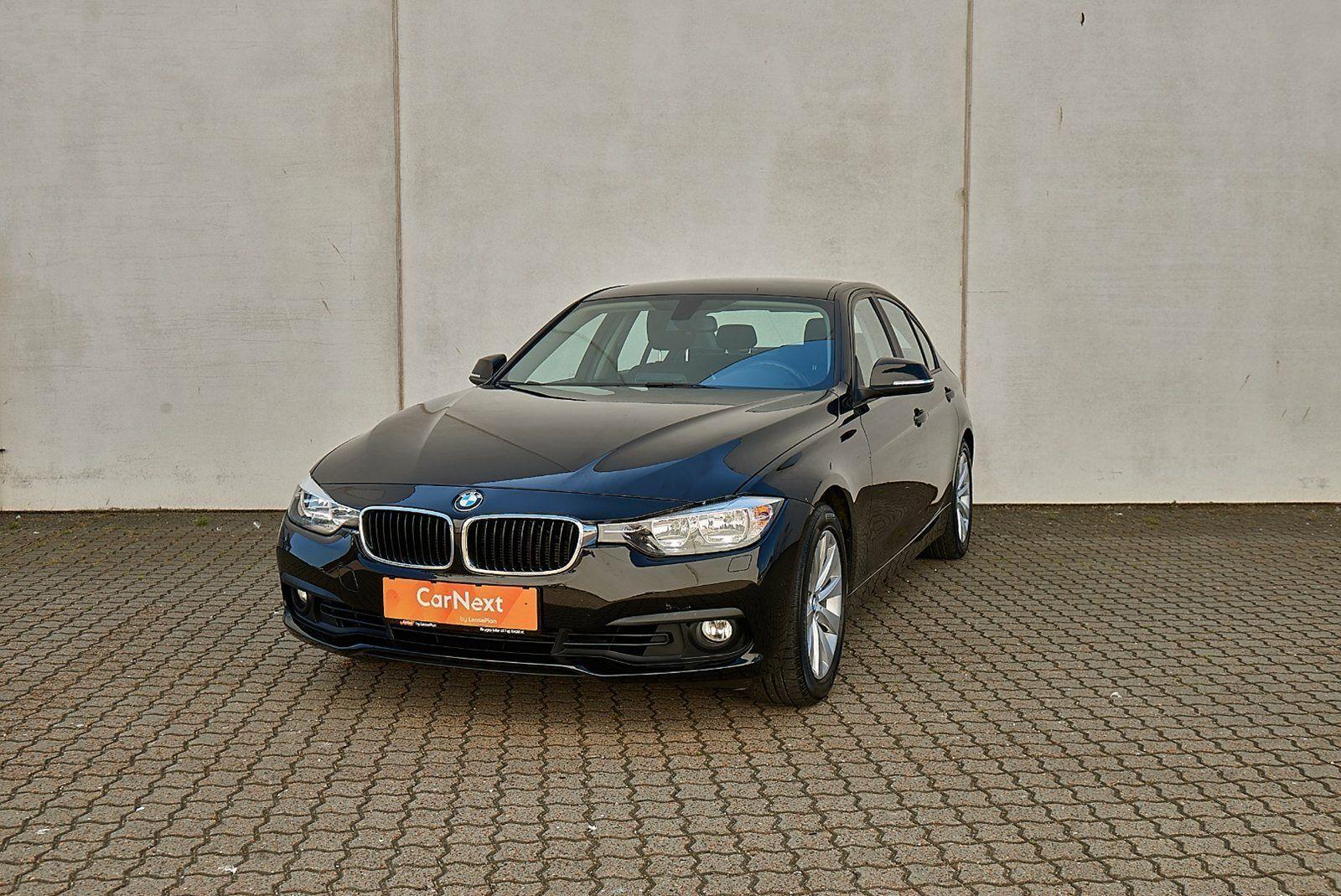 BMW 330d 3,0 aut. 4d - 329.900 kr.