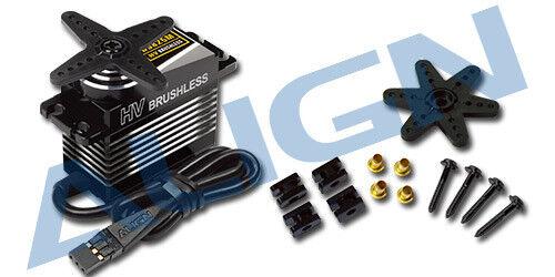 DS825M HSD82501T Servo sin escobillas de alta tensión