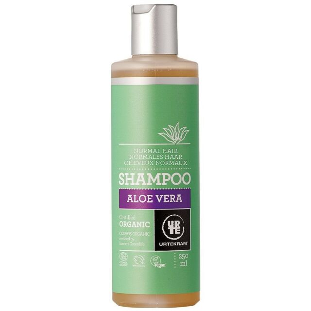 urtekram shampoo sulfat