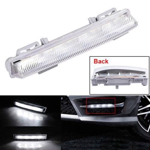 Front Left Daytime Running Light LED Fits Mercedes Benz W204 W212 R172 C300 E550