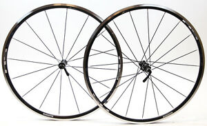 2013-SHIMANO-WH-RS20-700c-Road-Bike-Wheelset-8-9-10-Speed-SRAM-Compatible-NEW