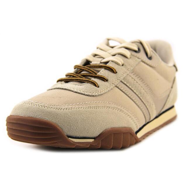 Tommy Hilfiger Newman2 Men US 9.5 Tan Sneakers