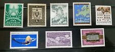 Miscellaneous Lot of 8 Mint AUSTRIA Stamps