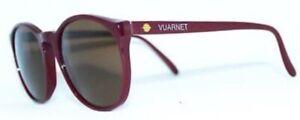 Sold-Vuarnet-sunglasses-France-vintage-409-Bordeaux-rare-mineral-lenses-PX2000