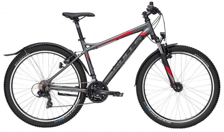 Bulls Sharptail Street 1 27,5 Inches Street Mountain Bike MTB Grey - 2019