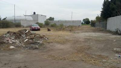 Terreno en San Juan Acozac Puebla