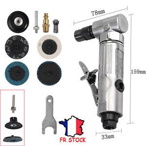 Meuleuse-d-039-angle-a-air-Pneumatique-90-Kit-pour-meulage-de-contours-coupage