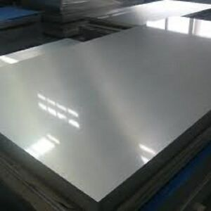 "Alloy 5052, Aluminum Plate - 3/8"" x 12"" x 36"""