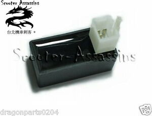 NEW REPLACEMENT CDi BOX for PGO Big-Max 50 G-Max 50 PMX 50